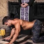 Nude Models Play 'Priests' in New 2014 2014 Calendar